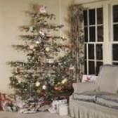Tradições árvore de natal 1950s