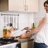 Acidentes que acontecem na cozinha