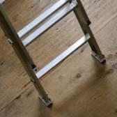 Ansi 14,2 especificações de escada