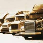O salário médio para os motoristas de reboques de tractores ups