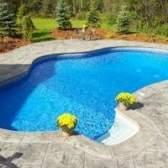 Bleach vs cloro em uma piscina