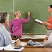 Atividades de sala de aula para adultos