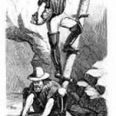Vestuário dos mineiros de ouro na década de 1850