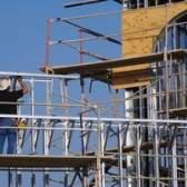 Prédio comercial e lista de verificação de inspeção de equipamentos