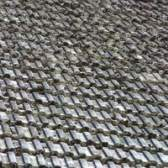 Concretas problemas de telhas