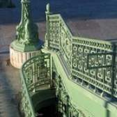 Idéias de design para corrimãos da escada ao ar livre
