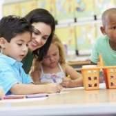 Checklists de desenvolvimento e avaliação de um professor pré-escolar