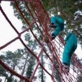 Escada de corda diy