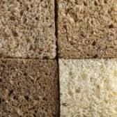 Será que os mesmos tipos de molde crescer em todos os tipos de pão?