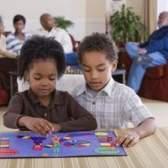 Jogos de tabuleiro fácil para as crianças