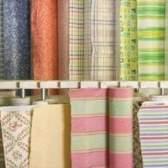 Elementos de design em têxteis e vestuário