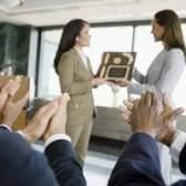Critérios de premiação do empregado