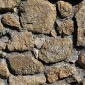 Casa de ideias exteriores com pedra