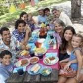 Mensagens e ideias da reunião de família