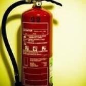 Números de incêndio que se explicou