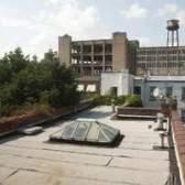 Tipos de material plana do telhado