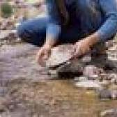 Gems encontrados em riachos