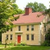Casa cores de pintura colonial da geórgia