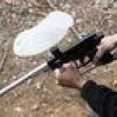 armadura paintball caseiro