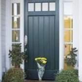Casa exterior cores compatíveis