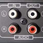 Como faço para ligar o meu receptor DirecTV ao meu receptor AV?