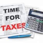 Como calcular o imposto total devido