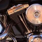 Como alterar as três compartimentos de óleo na harley davidson motorcycle twin cam