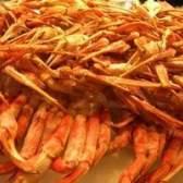Como cozinhar caranguejo de rei vermelho