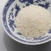 Como cozinhar o arroz branco com azeite de oliva