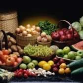 Como contar as calorias em frutas e legumes