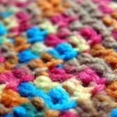 Como fazer crochê um tapete
