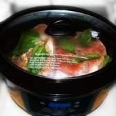 Como descongelar os alimentos em uma panela de pressão