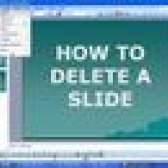Como excluir um slide no powerpoint