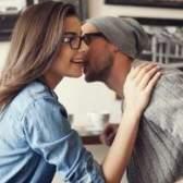 Como cumprimentar com um beijo