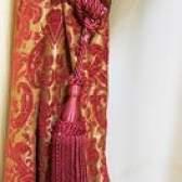 Como pendurar cortinas sem pregos