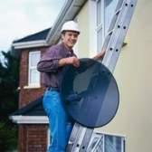 Como ligar uma antena de tv a uma antena parabólica