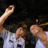 Como corrigir problemas de transmissão para a fuga ford
