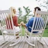 Como identificar um estilo de cadeira de balanço