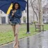 Como manter cachos de cair na chuva