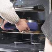 Como manter a comida quente no forno