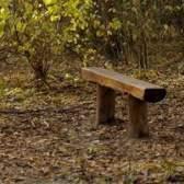 Como fazer um banco de madeira simples