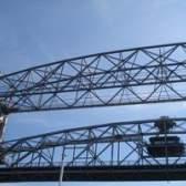 Como fazer uma ponte de fardo com palitos de picolé