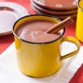 Como fazer champurrado ou chocolate quente mexicano