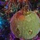 Como fazer enfeites vitoriano de vidro da árvore de Natal