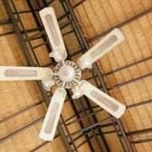 Como medir as pás do ventilador de teto
