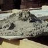 Como misturar cimento portland com areia