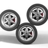 Como pintar rodas de fábrica