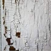 Como pintar sobre a pintura crackled