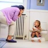 Como potty treinar para pooping