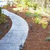 Como preparar uma base para calçadas